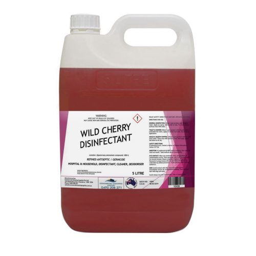 Wild Cherry Disinfectant